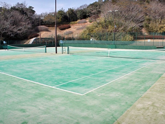 テニスコート | 桑名市スポーツ...